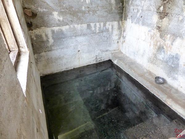 hot bath Altyn Arashan Kyrgyzstan