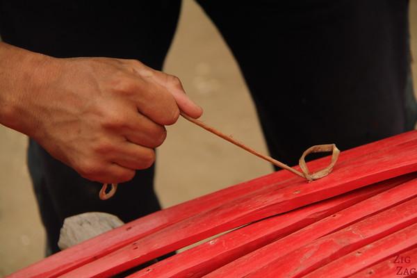 Making Kyrgyz yurt 5