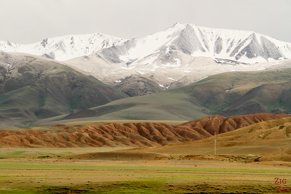 Best of photos Kyrgyzstan - landscape 3