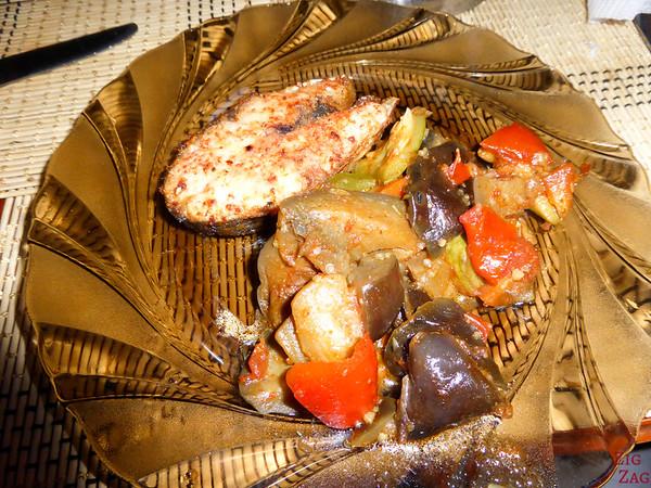 Kyrgyzstan food: fish 1
