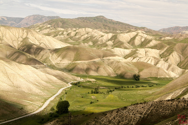 Kara Koo pass to Kazarman, Kyrgyzstan 3