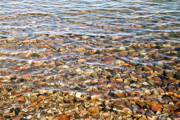 the clear water of  Song Kul lake, Kyrgyzstan 2
