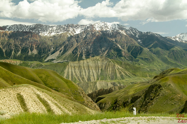 Kara Koo pass to Kazarman, Kyrgyzstan 2