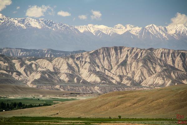 Road Song Kul to Kazarman 2
