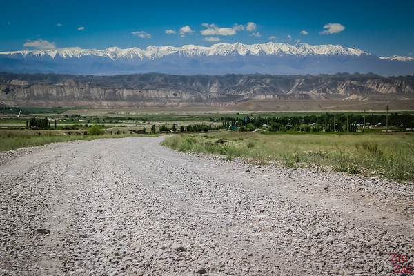 Road Song Kul to Kazarman 4