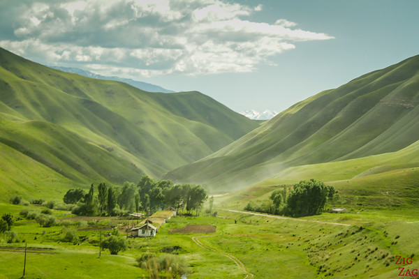 Best of photos Kyrgyzstan - landscape 5