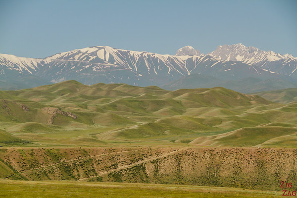 Around Kazarman, Kyrgyzstan 3