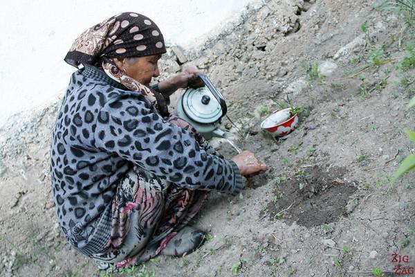 Arslanbob, Kyrgyzstan: village 1
