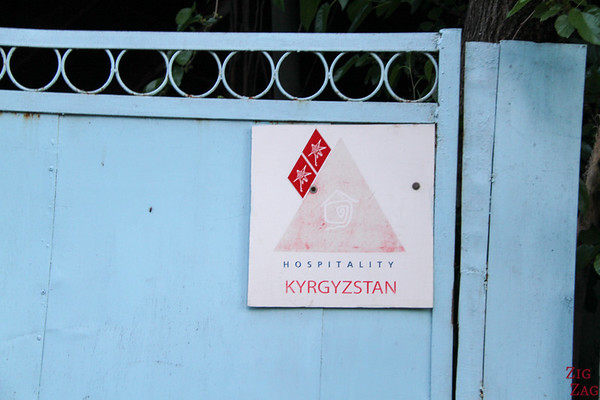 CBT accomodation in Kyrgyzstan