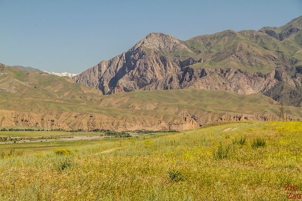 Around Kazarman, Kyrgyzstan 2
