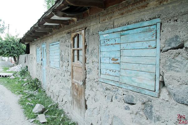 Arslanbob, Kyrgyzstan: village 3