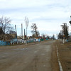 The Main Street in Tamga