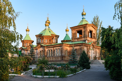 Holy Trinity Cathedral || Karakol