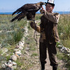 Eagleman with Golden Eagle