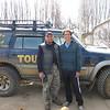 Driver to Altyn Arashan