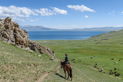 Down to the lake || Song kul