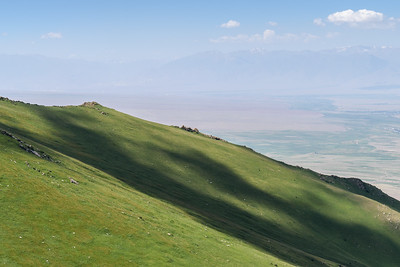 Climbing Ozbek Pass || Kyzart