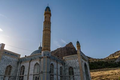 Mosque || Osh