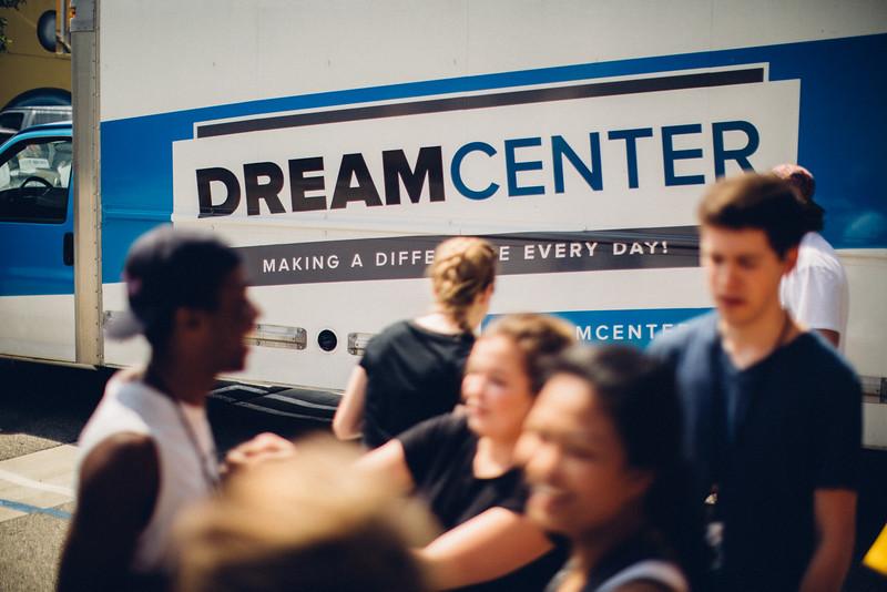 LA Dream Center Interscession
