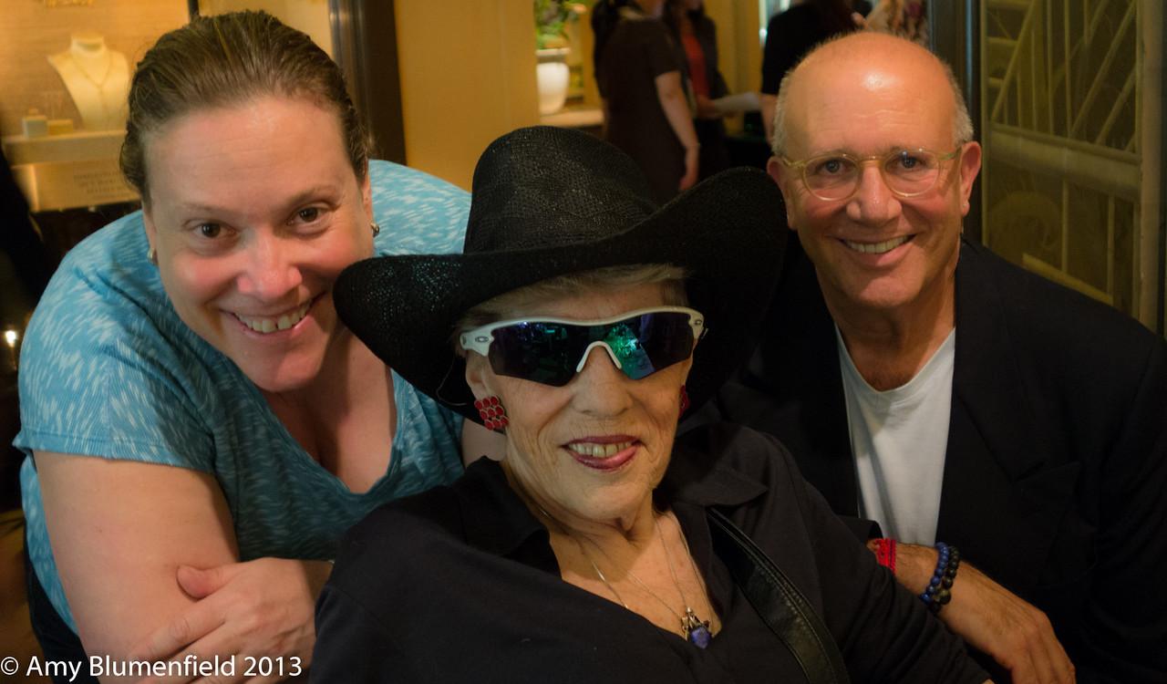 Me, Aunt Carole, Jason
