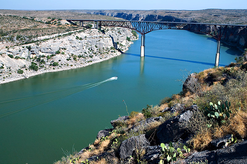 PECOS RIVER HIGH BRIDGE