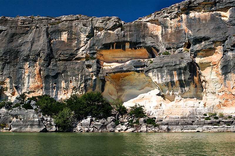 PECOS RIVER CLIFFS