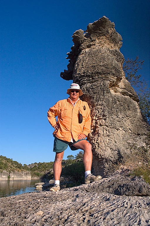 "MIKE AND THE ""HOODOO""-DEVIL'S RIVER"