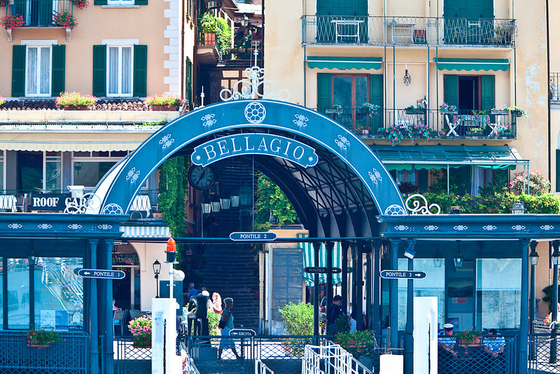 BELLAGIO FERRY LANDING