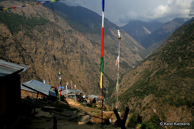 Trek_040_Thulo Syabru_view into Langtang valley
