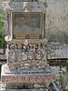 Luang Prabang Temple Gravestone