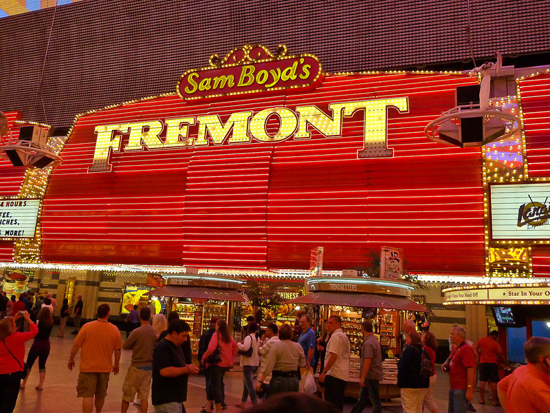 FREEMONT STREET