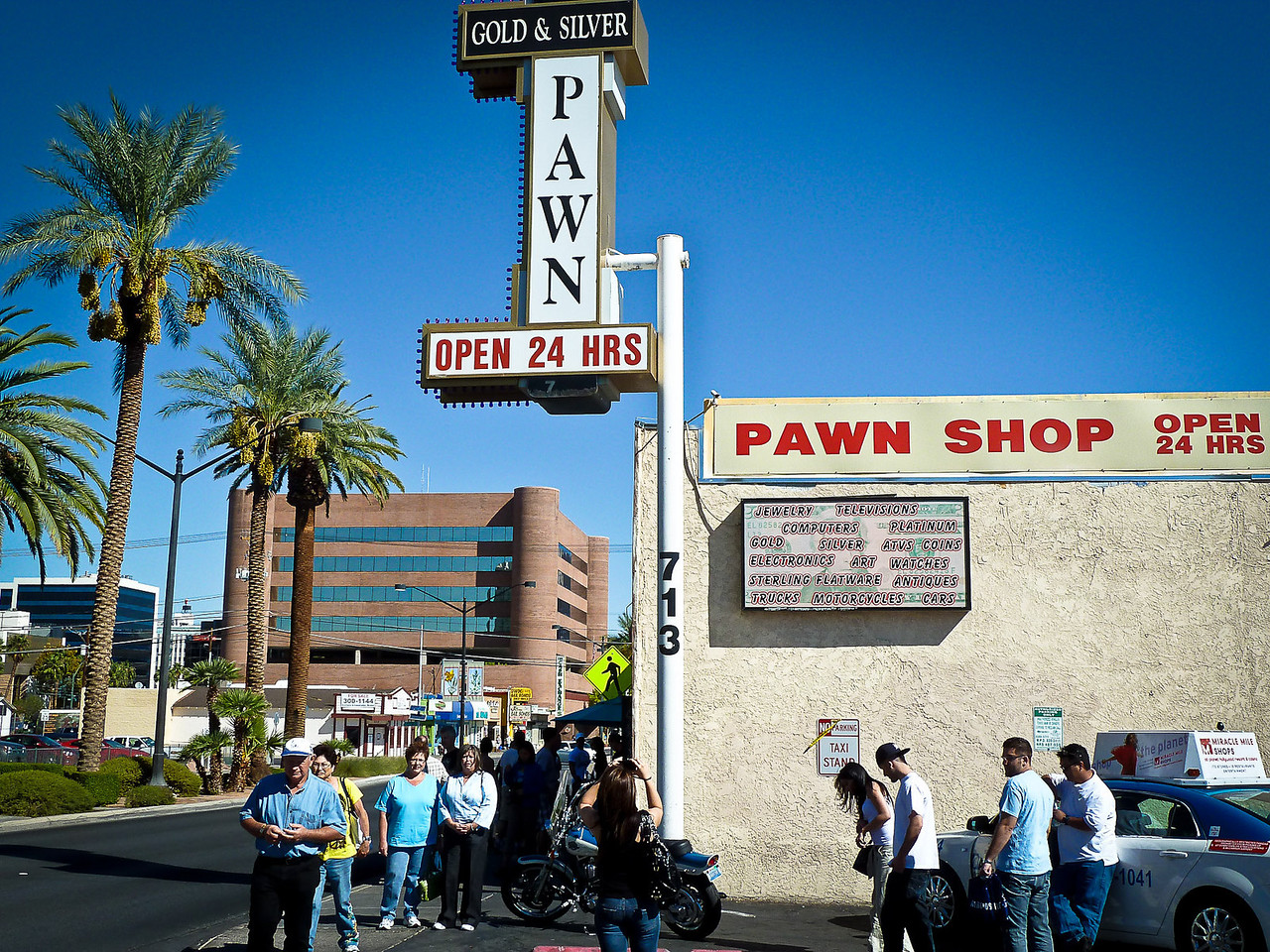 "HOME OF ""PAWN STARS"""