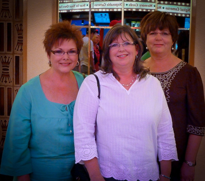 MATLOCK GIRLS-DOWNTOWN LAS VEGAS