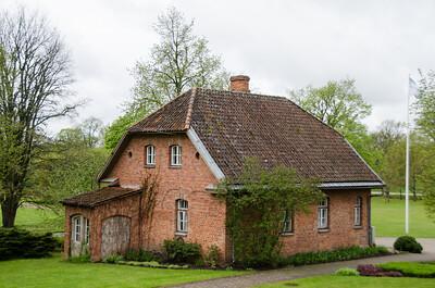 Jaunmoku castle  15/05/2015   --- Foto: Jonny Isaksen