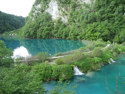 The Next few pictures are the Plitvic lakes in Croatia, simple fantastic. If you have not been then GO !!