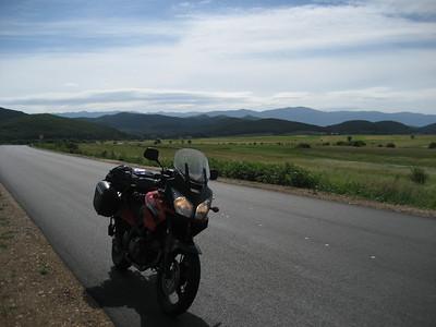 Inland Croatia, fabulous roads