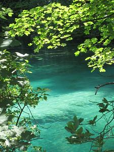Plitvici Lakes, Croatia