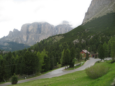 Italian Dolomites very beautiful
