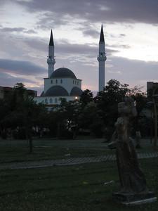 Mosque in Skhoder