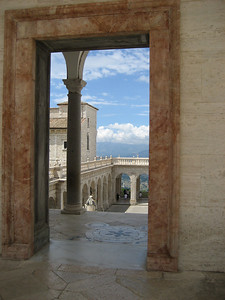 I like this picture it worked well. This is Montecassino in Italy