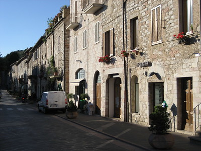 Assisi in Italy, a really beautiful place