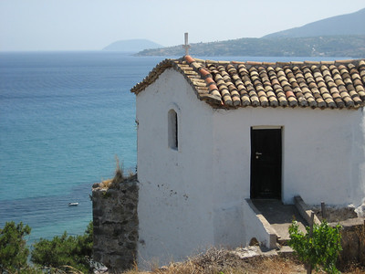 The Convent at Koroni, a truly magical and peacefull place