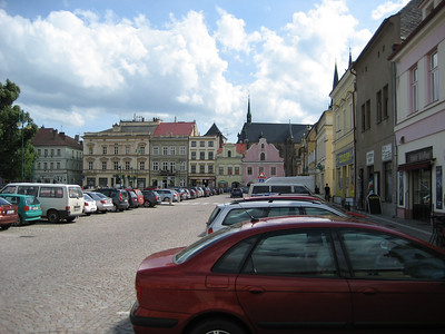 I liked the Czech Towns and Villages on the whole they were very interesting and beautifull