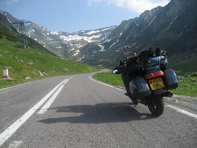 LEG1: European Tour 2010 Britain to Greece