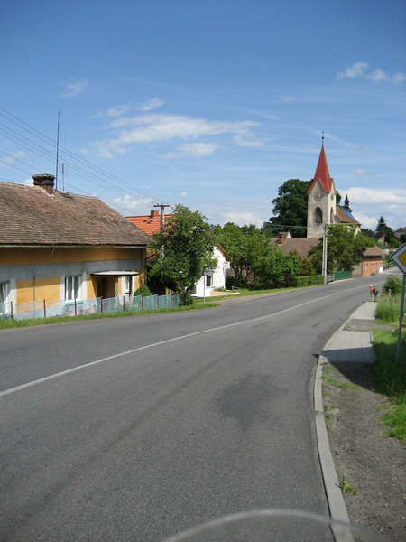 Village in the Czech Republic
