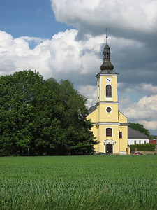Typical Czech Church