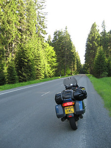 Sumperk area Czech Republic fabulous for biking