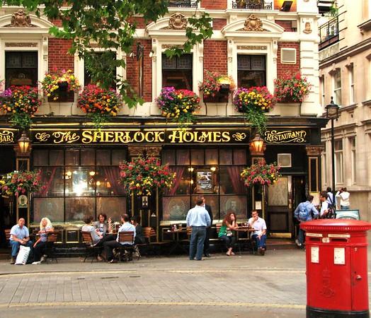 Sherlock's Rub A Dub - UK