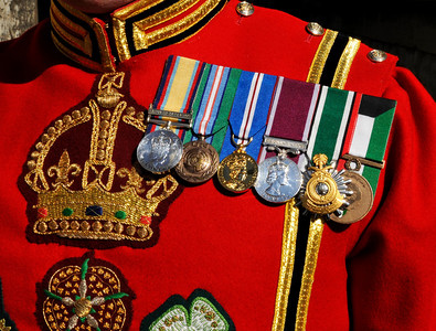 Beefeater Medals, London