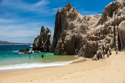 Lovers Beach ; Sea of Cortez;